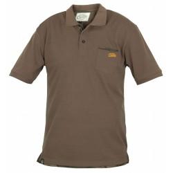 Fox Chunk Polo Shirt Khaki