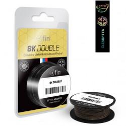 Fin Direct Carp 8K Double Hooklink 25lbs